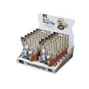Bread Bag Clips Mouse & Squirrel 2 set (G57DISP)